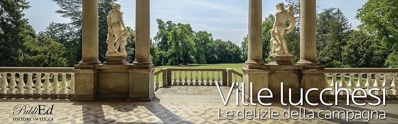 """Venerdì 4 Settembre 2015 presentazione del libro """"Ville lucchesi. Le delizie della campagna"""" a Borgo a Mozzano."""