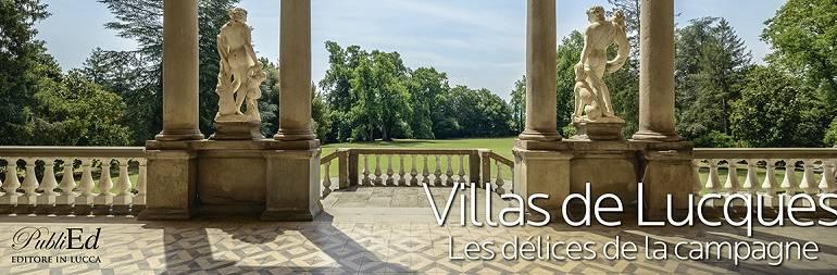 """Presentazione del libro """"Ville lucchesi. Le delizie della campagna"""" a Parigi"""