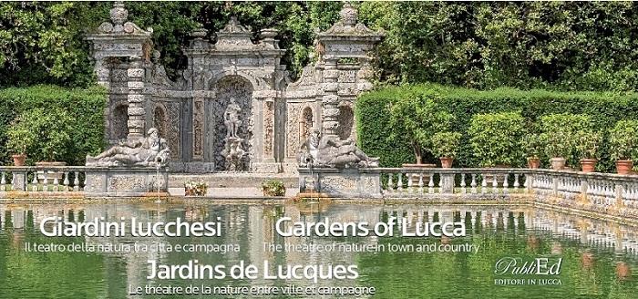 """Il quotidiano francese """"Le Monde"""" ha pubblicato un articolo sul libro Publied """"Giardini lucchesi"""""""