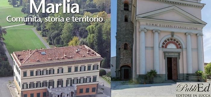 """Sabato 15 dicembre presentazione della nuova opera PubliEd """"Marlia – Comunità, storia e territorio""""."""