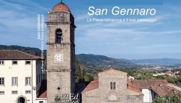 """Il nuovo libro PubliEd """"San Gennaro – la pieve romanica e il suo paesaggio"""" è da oggi in vendita"""