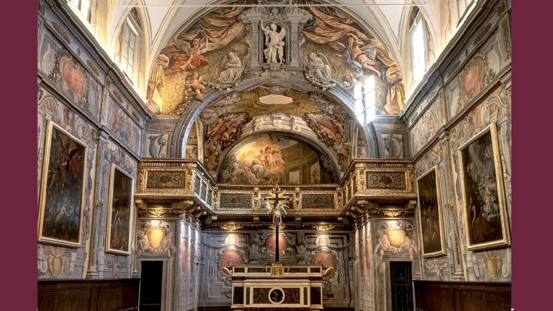 """La nuova opera PubliEd """"Tra Arte e Devozione – L'oratorio degli Angeli Custodi a Lucca"""""""