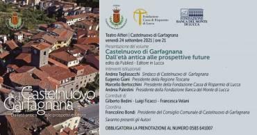 Venerdì 24 settembre verrà presentato il nuovo libro PubliEd sulla storia di Castelnuovo Garfagnana